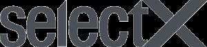 SelectX Dark Logo